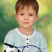 Маленький-спортсмен