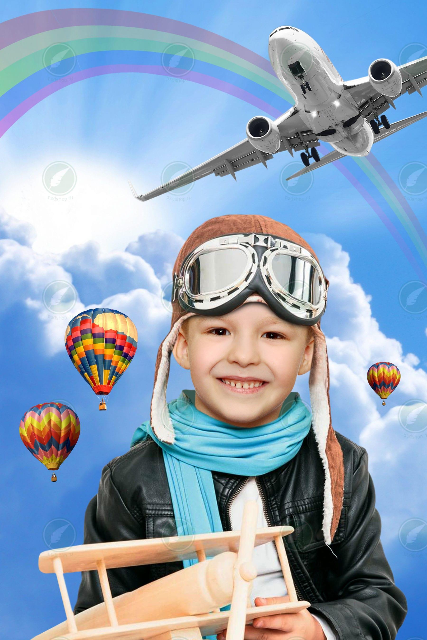 Маленький летчик