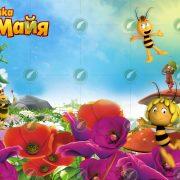 Пчелка Майя коллаж
