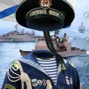 Северный флот коллаж
